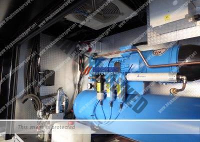 465 Compressor. pod pump