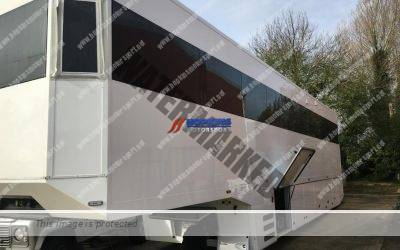 Used Hospitality unit for sale